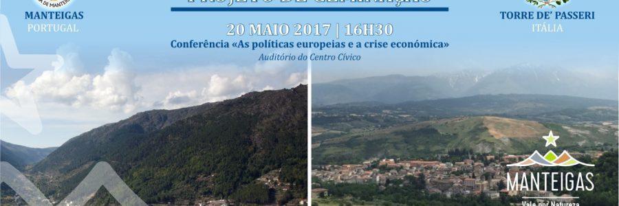 4.º encontro – As políticas europeias e a crise económica